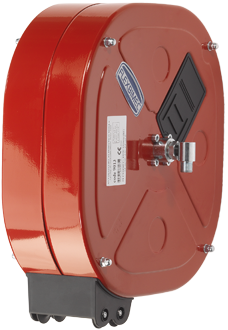 Automatic rewind, spring-driven hose reel 9013