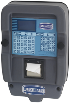 Centralita con pantalla y teclado alfa-numérico para sistema FLUID KEEPER 8 MULTIDISPENSE