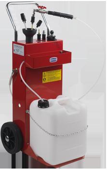 Pneumatic Used Oil Vacuum