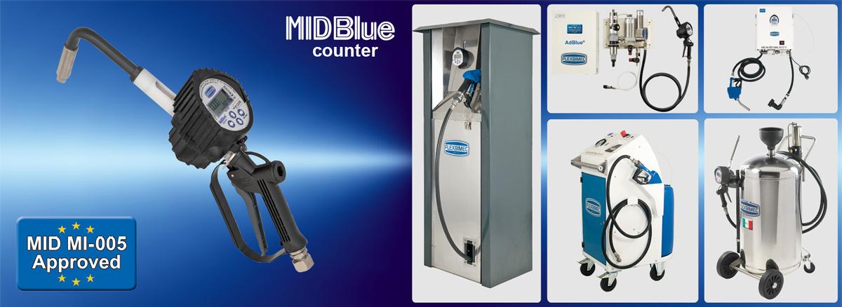 Flexbimec MidBlue 2020